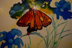 SOLD Monarch Butterfly