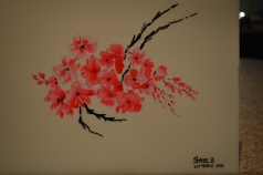 SOLD CHERRY BLOSSOMS