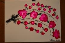 SOLD Cherry Blossom